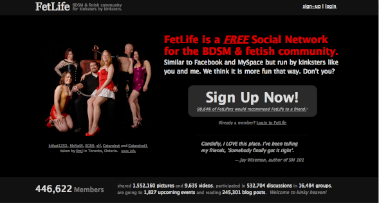 FetLife: A New User's Guide part 1 (1/5)